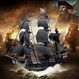 CubicFun 3D Puzzles Large Pirate Ship