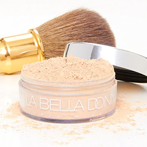 La Bella Donna Loose Mineral Foundation - Nicoletta