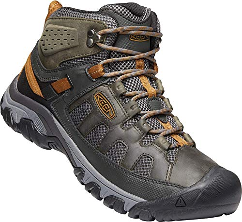 KEEN Targhee Vent Mid W Bungee Cord/Canton Womens Hiking Boots Size 8M