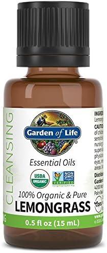 Garden Life Essential Lemongrass Undiluted