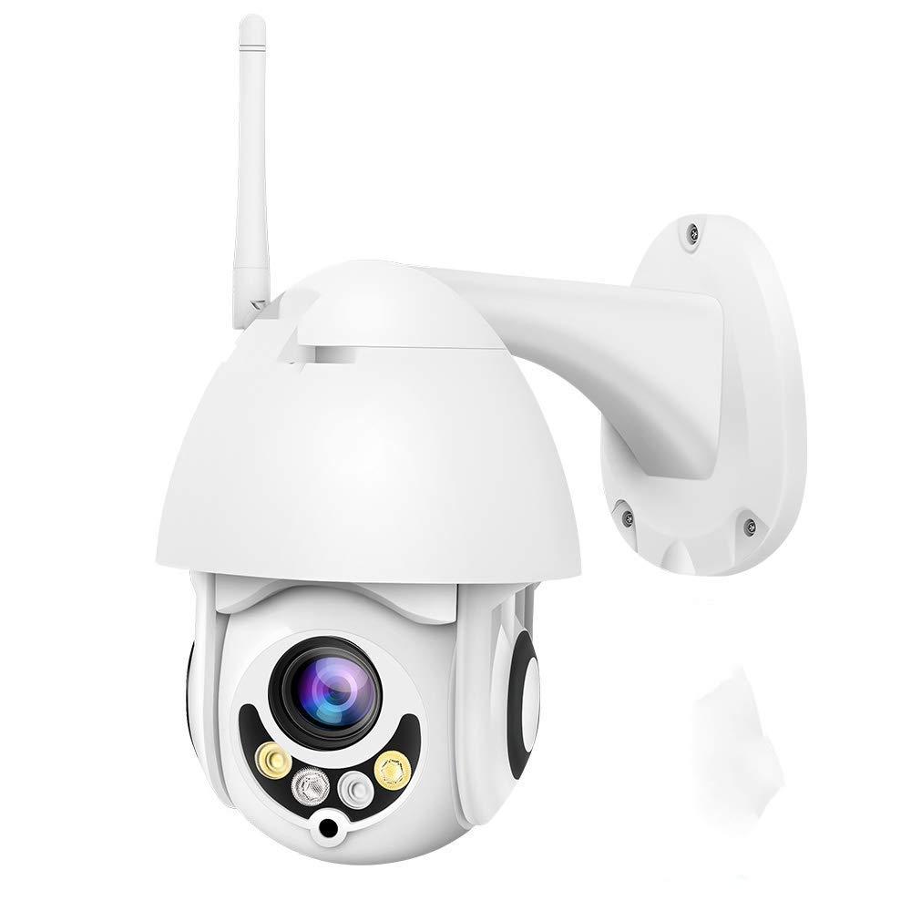 Impermeable IP66 Detecci/ón de Movimiento Camara de vigilancia Exterior Ap RTC Incluido 32G Tarjeta de Memoria C/ámara IP Exterior con 1080P HD Visi/ón Nocturna C18S Vstarcam C/ámara de Seguridad