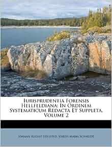 Iurisprudentia Forensis Hellfeldiana: In Ordinem ...