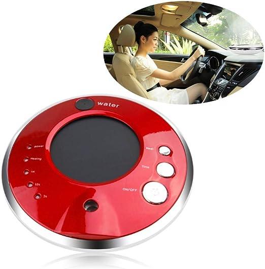 AtR Máquina Solar ultrasónica del Aromatherapy de la energía Solar del purificador del Aire del Coche del purificador del Aire del Coche para el hogar Auto del vehículo: Amazon.es: Hogar