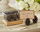 96 Pinecone Place Card Holders