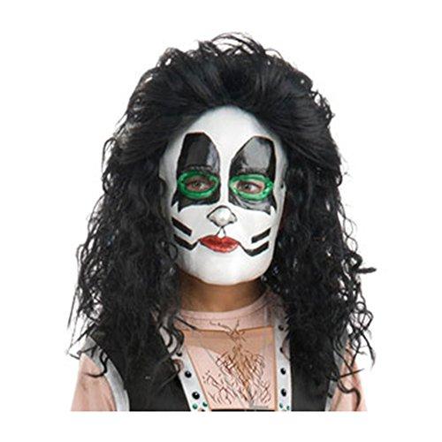 Kiss Men's The Catman Mask White