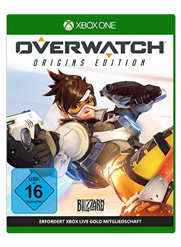 Overwatch Origins amazon