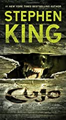"""The #1 national bestseller for Stephen King's rabid fans, Cujo """"hits the jugular"""" (The New York Times) with the story of a friendly Saint Bernard that is bitten by a sick bat. Get ready to meet the most hideous menace ever to savage the flesh..."""