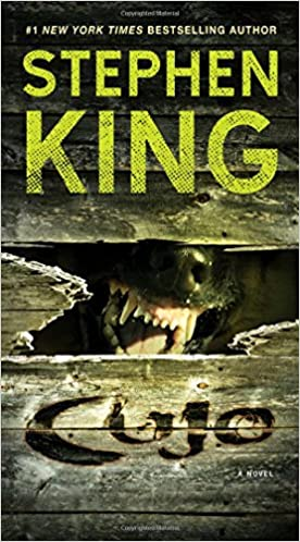Stephen King Books List : Cujo