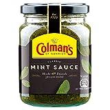 Colmans Classic Mint Sauce (3 Pack) 165 grams Per Jar
