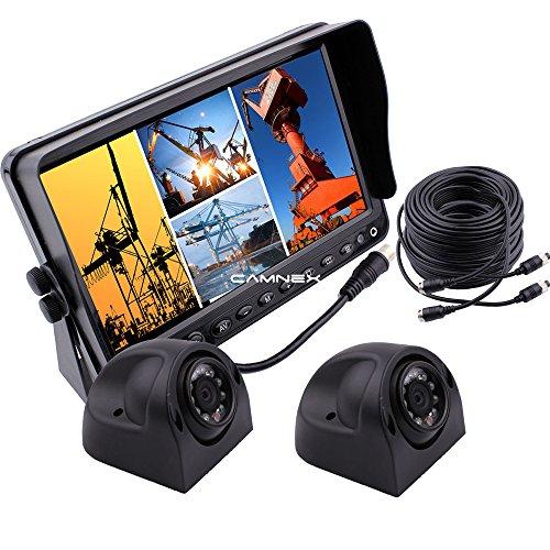 - Camnex Car Rear View Backup Camera System 7