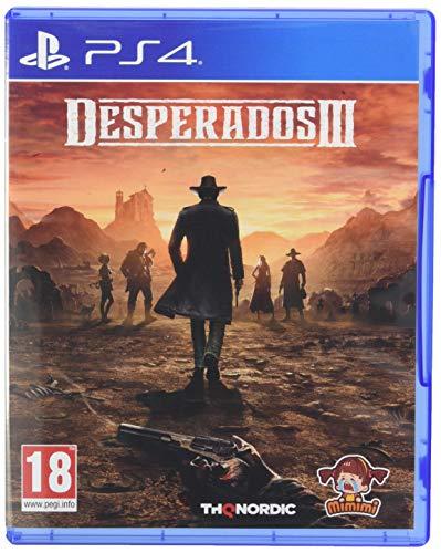 🥇 Desperados III – PS4