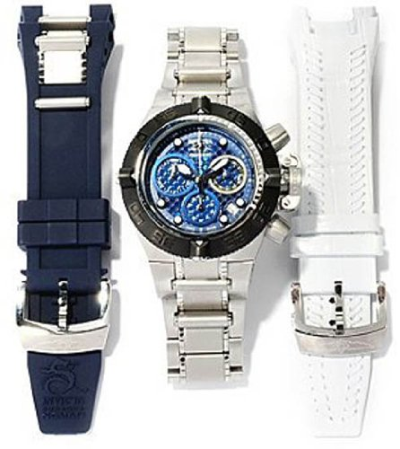 Invicta Subaqua IV Interchangeable Chronograph Ladies Watch 11348