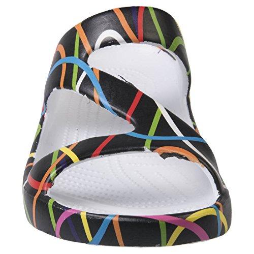 Sandals Z Black Kids' Scribblz Loudmouth 50aZqE