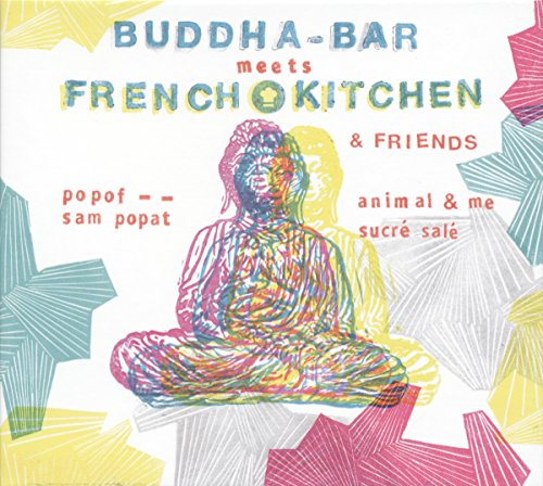 Price comparison product image Buddha Bar Meets French Kitchen / Various