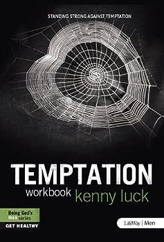 Temptation: Standing Strong Against Temptation (DVD Leader Kit) 1415871884 Book Cover