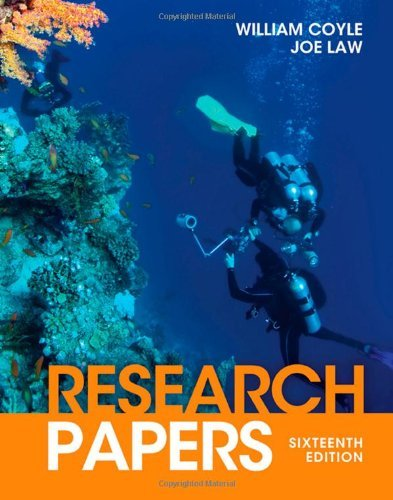 Download By William Coyle - Research Papers (16th Revised edition) (1.1.2012) pdf epub