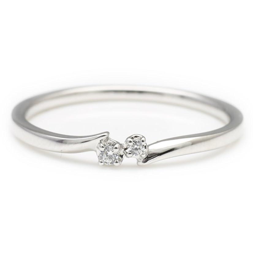 ニンニク引数反発するアルマ 10金 ピンクゴールド ガーネット 誕生石 ピンキーリング 指輪 【170422w03】