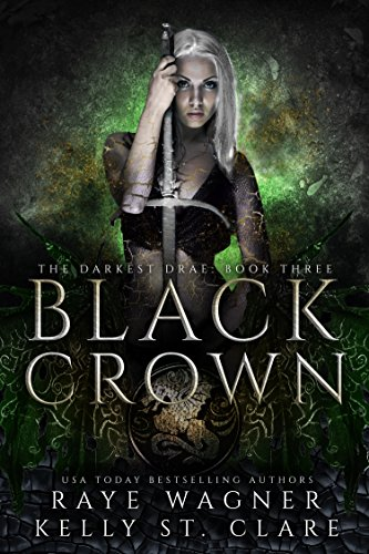 Black Crown (The Darkest Drae Book 3) cover