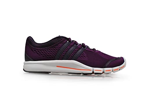 Womens Adidas Adipure 360.2 W - D66388 - Purple White Trainers