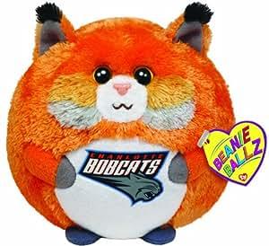 Ty Beanie Ballz Charlotte Bobcats - NBA Ballz