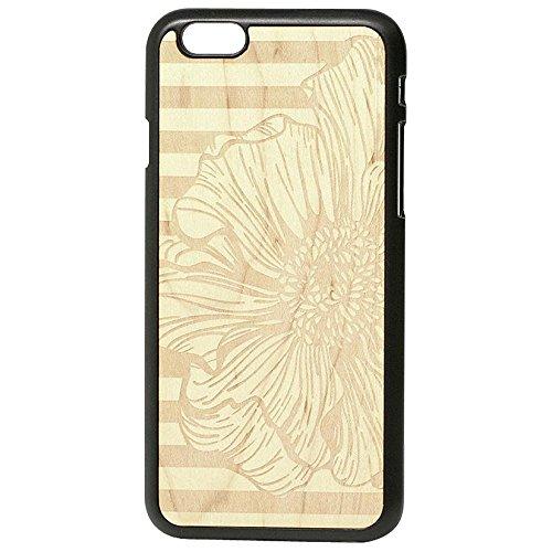 Lazerwood Peony Maple Snap Hülle für Apple iPhone 6