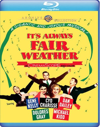 (It's Always Fair Weather [Blu-ray])