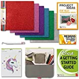 Cricut EasyPress Mat Accessories Bundle, Weeder Tool, Iron On Pack, Unicorn Decal, Designs