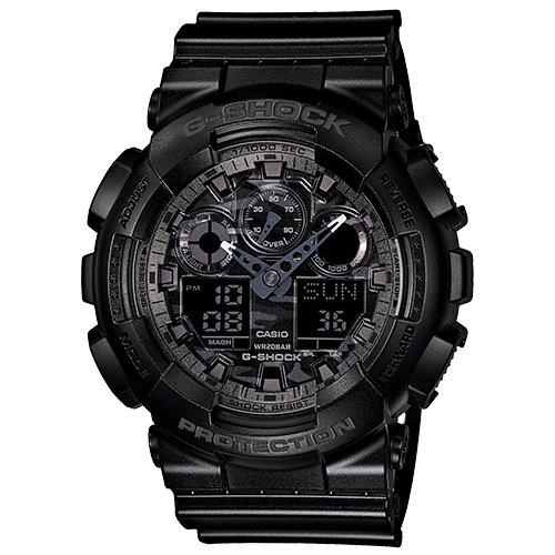 Casio GA 100CF 1ADR G520 Wristwatch