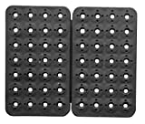 Triton Products 72424 MagClip 2 Panel 56 Magnet Power Mat, 12-1/8-Inch by 10-1/4-Inch, Black
