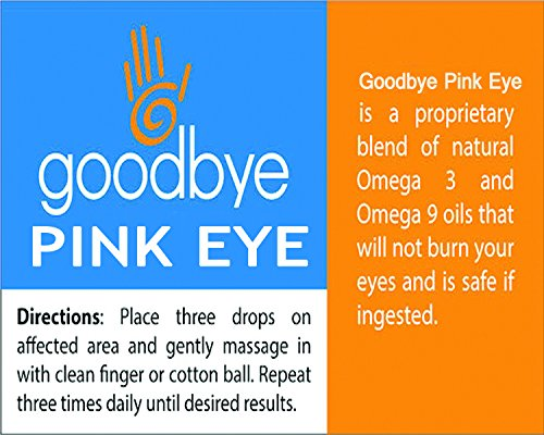 Amazon Com Goodbye Pink Eye An Effective Treatment For A Natural