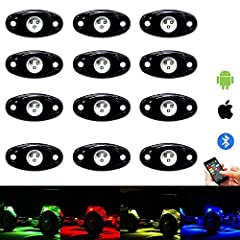 OPP ULITE is committed to provide quality RGB led rock lights and deliver a great buying experience to our customers. We have more than 10 years led car light experience and understand customer needs./> /> Why OPP ULITE RGB led rock lig...