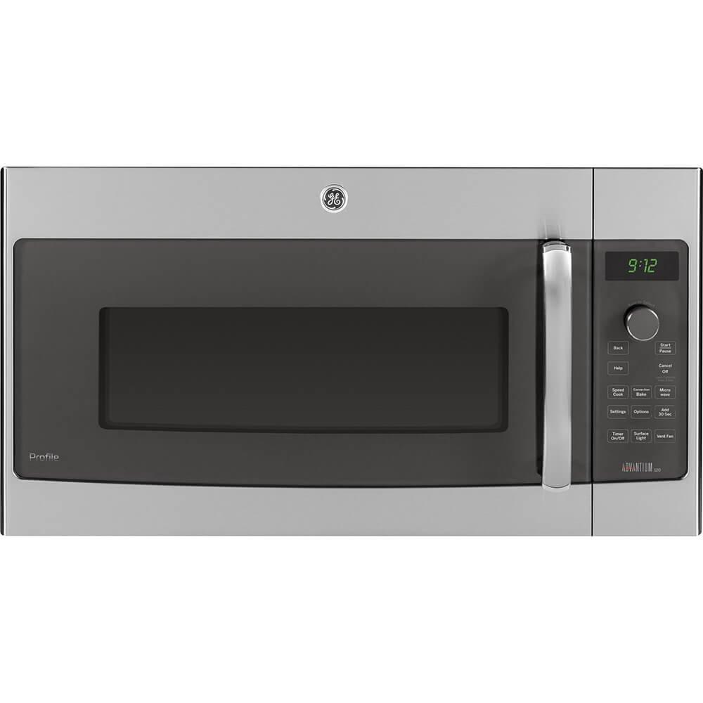 GE PSA9120SFSS Microwave Oven