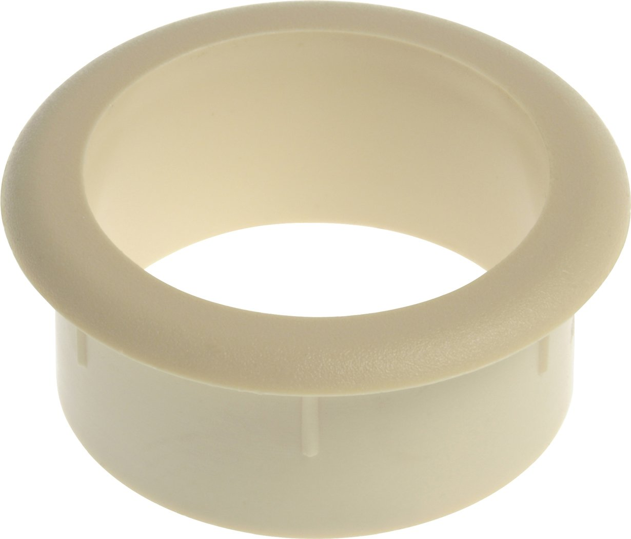 The Hillman Group 59334 1-1/2-Inch Almond Grommet without Cap, 2-Pack