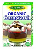 Let's Do...organics Cornstarch ( 6x6 Oz)