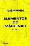 capa de Elementos de Máquinas (Volume 1)