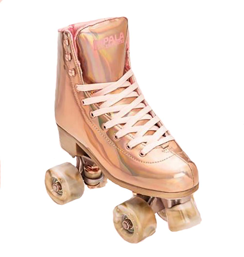Impala Rollerskates - Marawa Rose Gold (Size 1) by Impala RollerSkates