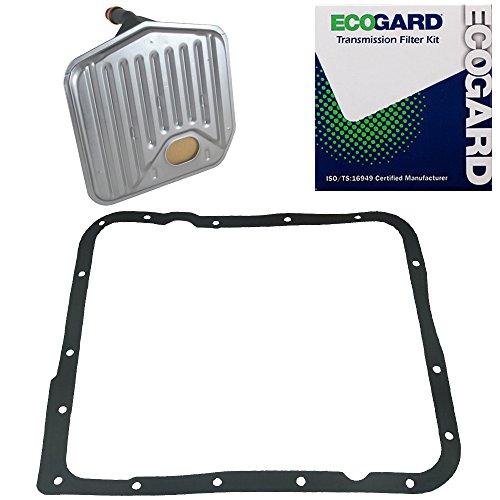 (ECOGARD XT1195 Transmission Filter Kit for 1982-1990 GMC K3500, 1982-1992 Jimmy, 1982-1990 C2500, 1982-1990 K1500, 1983-1992 G3500, 1987 V1500, 1987-1990 R3500, 1983-1991 G2500, 1983-1990 S15 )