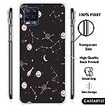 CASEARTIST Realme 8 Pro Cover – Aesthetic lockscreen Wallpaper Tumblr Pink Designer Printed Slim Back Case Cover for…