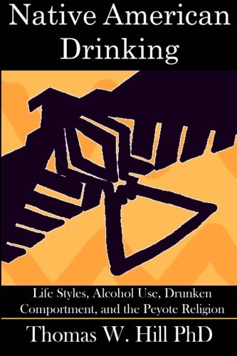 - Native American Drinking: Life Styles, Alcohol Use, Drunken Comportment, Problem Drinking, and the Peyote Religion