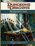 Adventurer's Vault, Wizards RPG Team, 0786949783