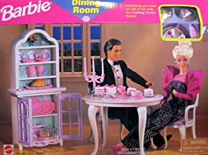 barbie decorating room games doll all around home dining room 10418