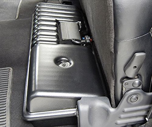 2009-2014 Ford F-150 Super Cab Truck Empty Kicker 10'' Custom Sub Box Enclosure by Kicker (Image #2)