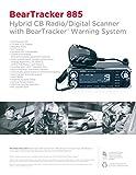 Uniden BEARTRACKER 885 Hybrid Full-Featured CB