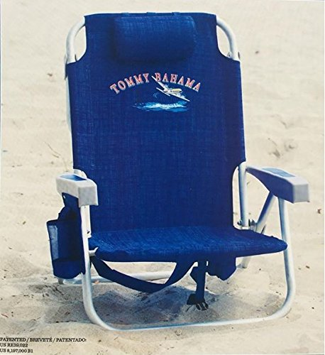 Tommy Bahama Backpack Cooler Camping Beach Chair Folding