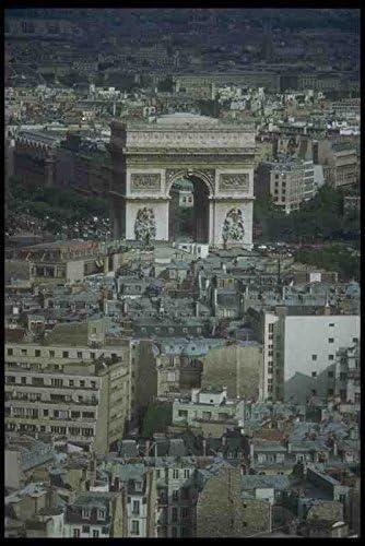 Metal Sign 281021 antena View Of The Arche De carcasa ...