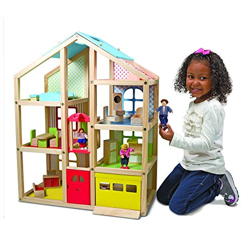 Top 10 Wood Dollhouse Furniture Set