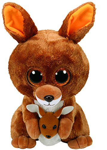 Ty Beanie Boo Kipper the kangaroo medium 13""