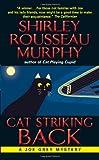 Cat Striking Back, Shirley Rousseau Murphy, 0061124001