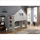 DONCO Kids 007D Series Bed, One Size, Drift Wood