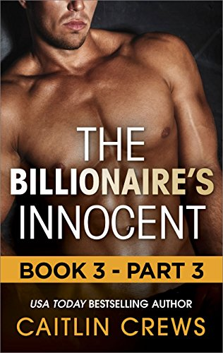 book cover of The Billionaire\'s Innocent  Part 3